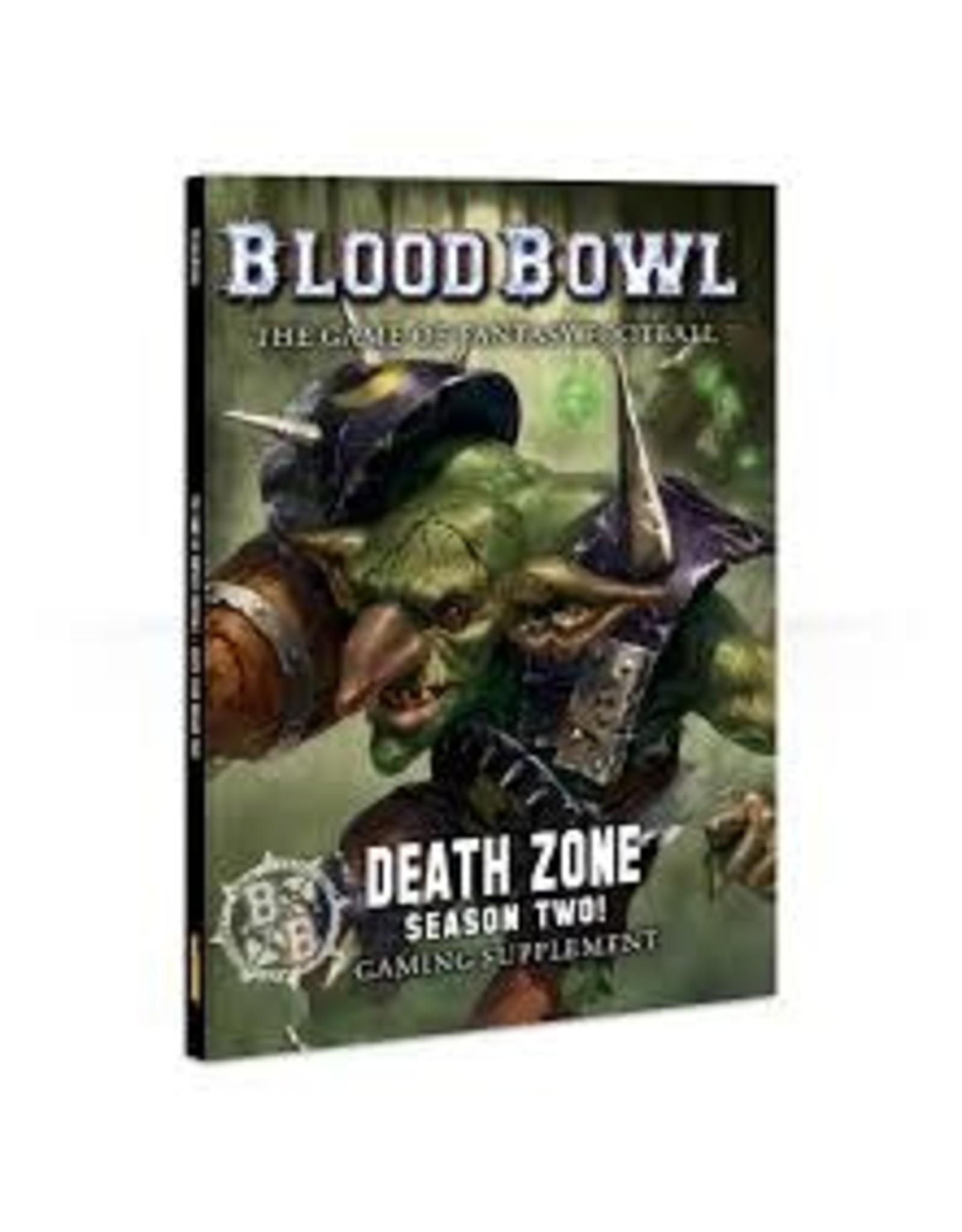 Games-Workshop Death Zone: Season Two! (Eng)