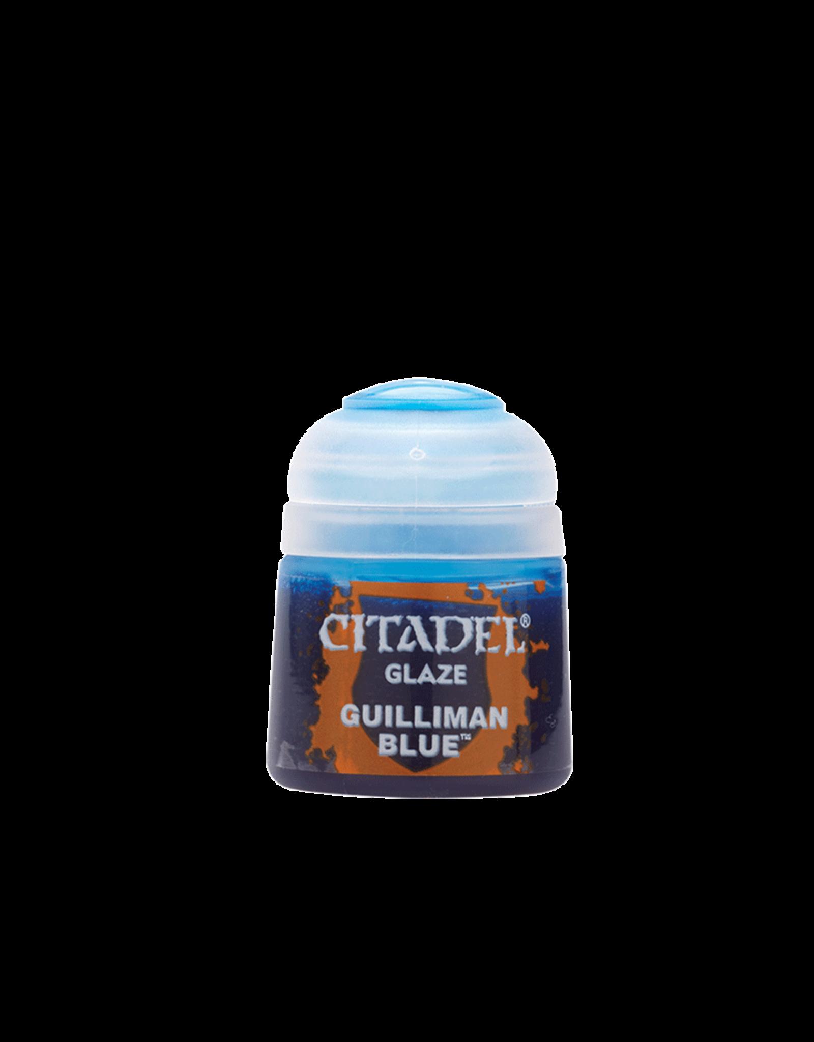 Games-Workshop Citadel paint GUILLIMAN BLUE (12ML)