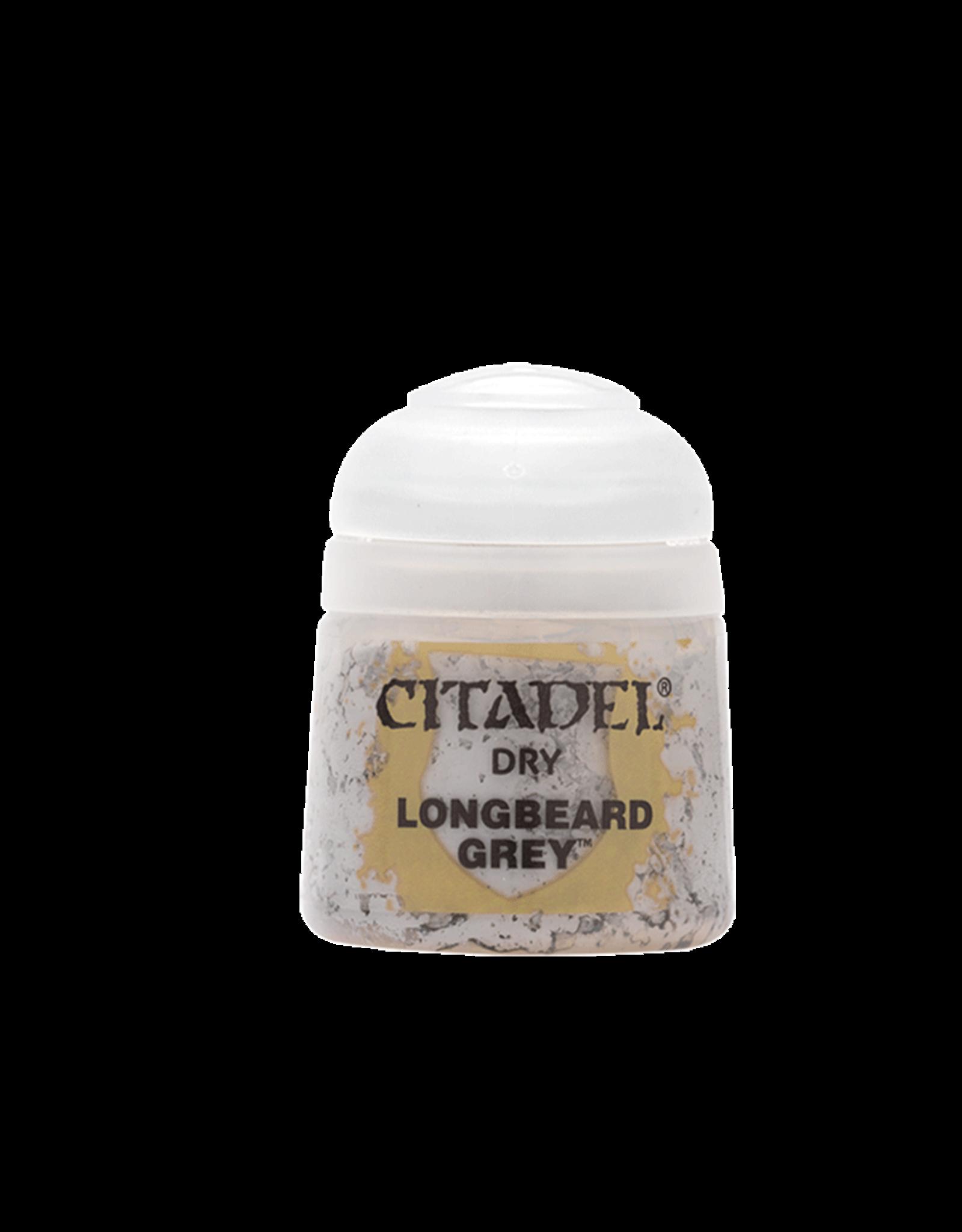 Games-Workshop Citadel paint LONGBEARD GREY (12ML)
