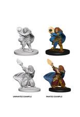 Wiz-Kids D&D Nolzur's Marvelous Miniatures: Dwarf Female Wizard