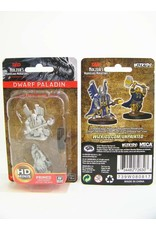 Wiz-Kids D&D Nolzur's Marvelous Miniatures: Dwarf Male Paladin