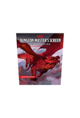 Wizards of the Coast Dungeons and Dragons RPG: Dungeon Masters Screen Reincarnated