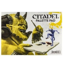 Games-Workshop CITADEL PALETTE PAD