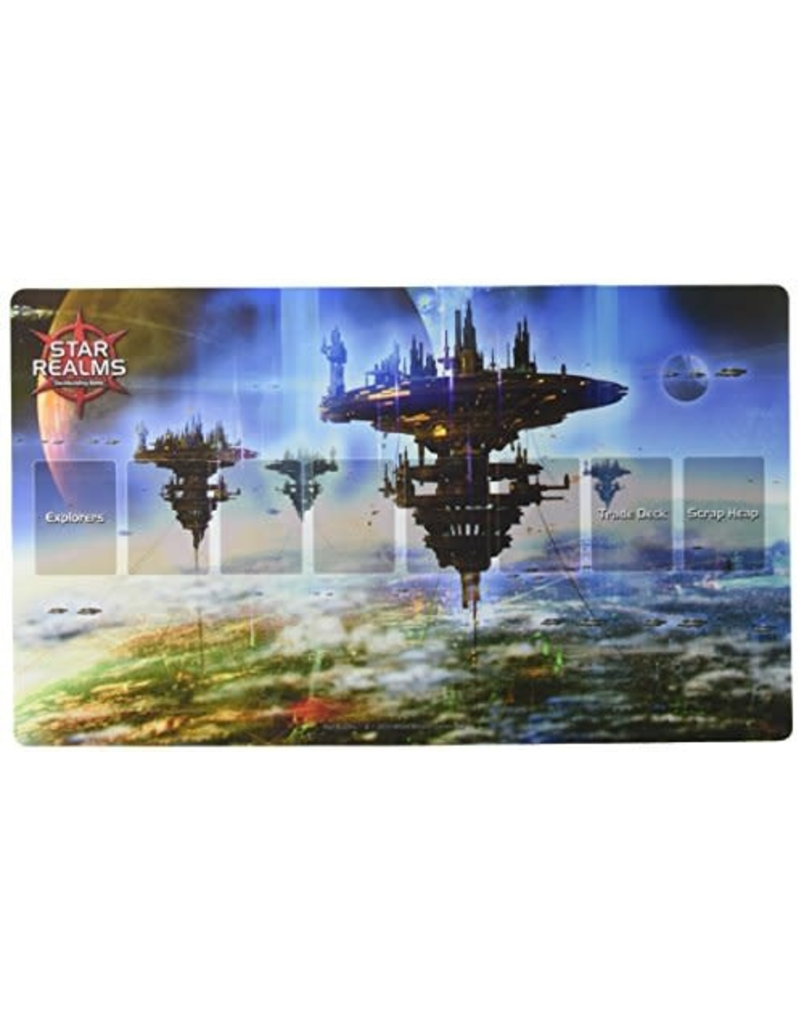Star Realms Capital World Playmat