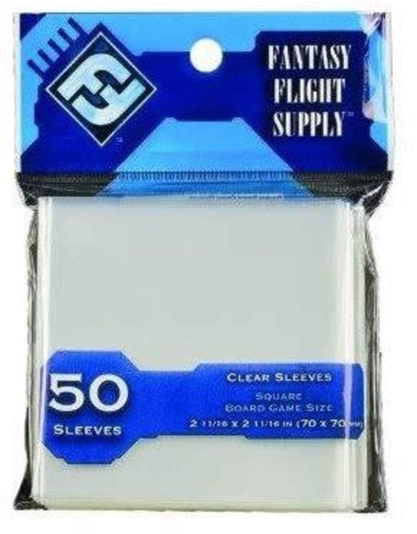 Fantasy Flight Fantasy Flight Fantasy Flight Supply Square Board Game Sleeves
