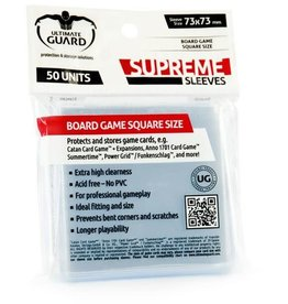 Ultimate Guard Sleeves: Board Game Square