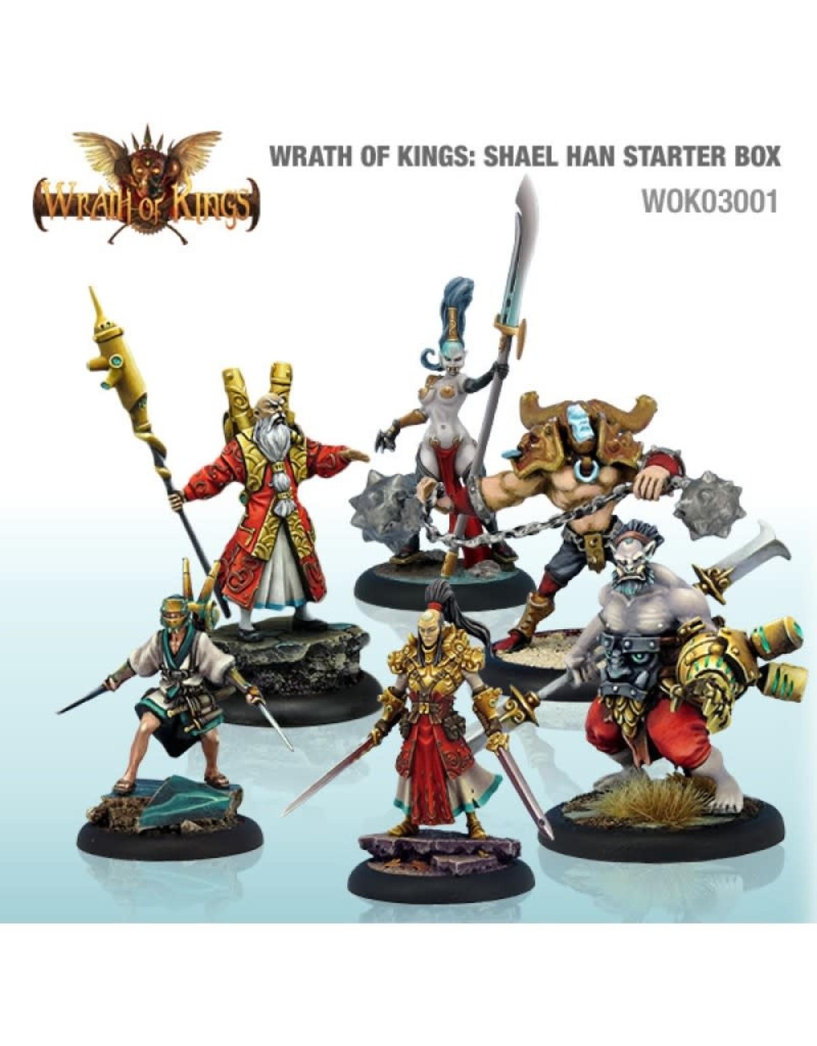 Wrath of Kings Shael Starter Box