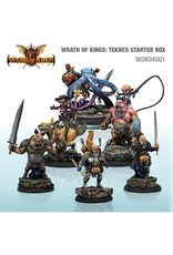 Wrath of Kings Teknes Starter Box