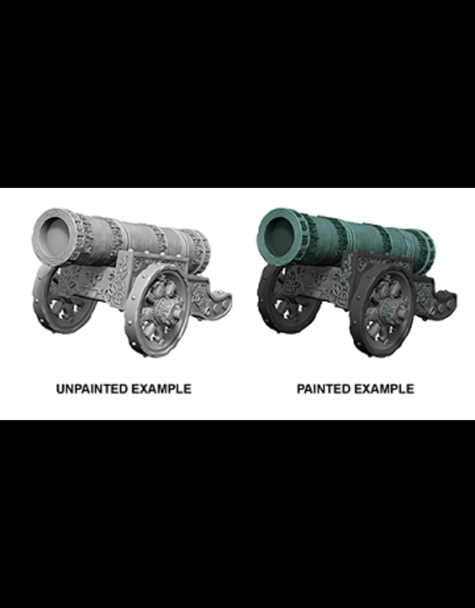 WizKids Deep Cuts - Large Cannon