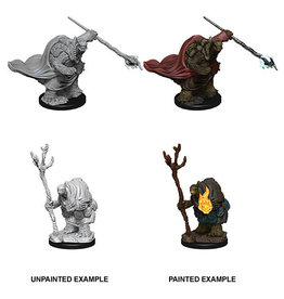 Wiz-Kids D&D Nolzur's Marvelous Miniatures - Tortles Adventurers