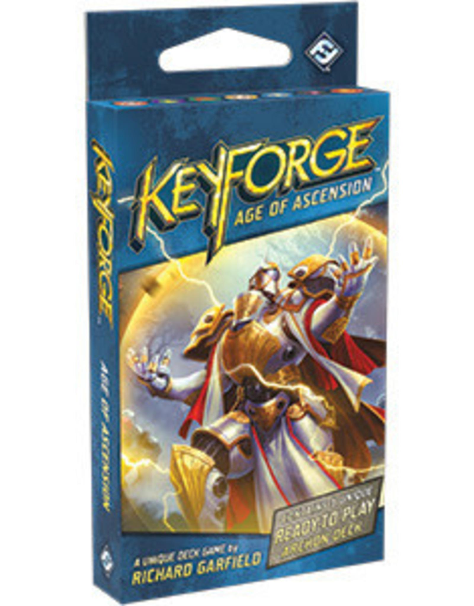 Keyforge Keyforge : Age of Ascension Display Single