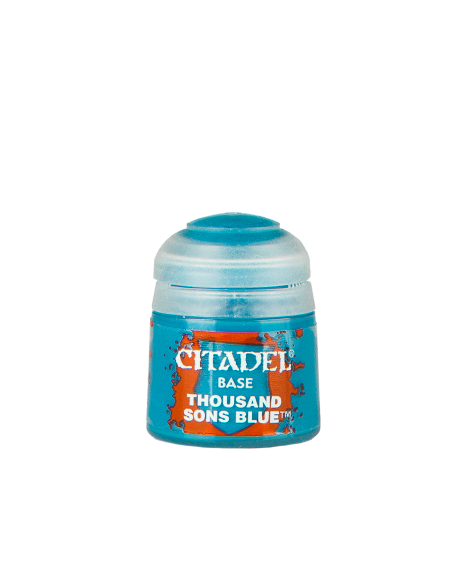 Games-Workshop Citadel paint BASE: THOUSAND SONS BLUE (12ML)