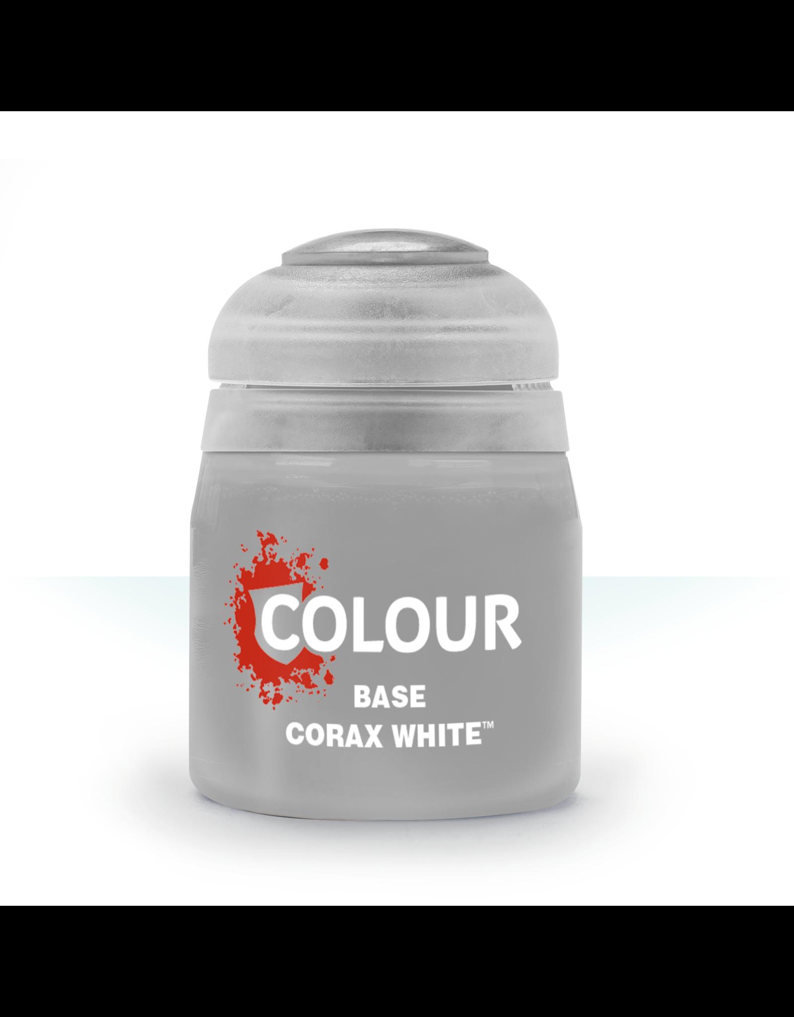 Citadel Paint BASE: CORAX WHITE (12ML)