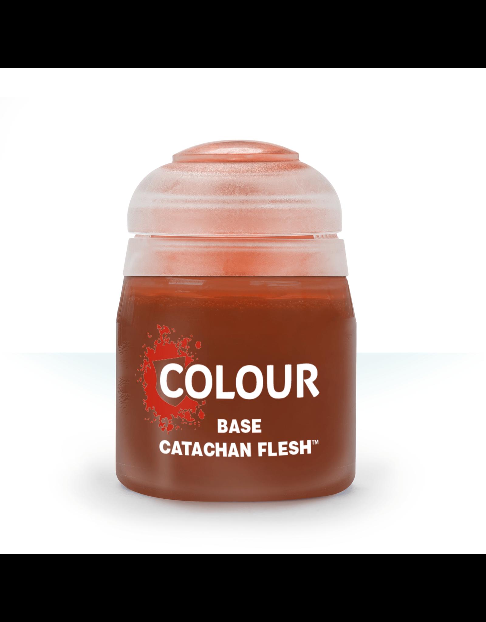 Citadel Paint BASE: CATACHAN FLESHTONE (12ML)