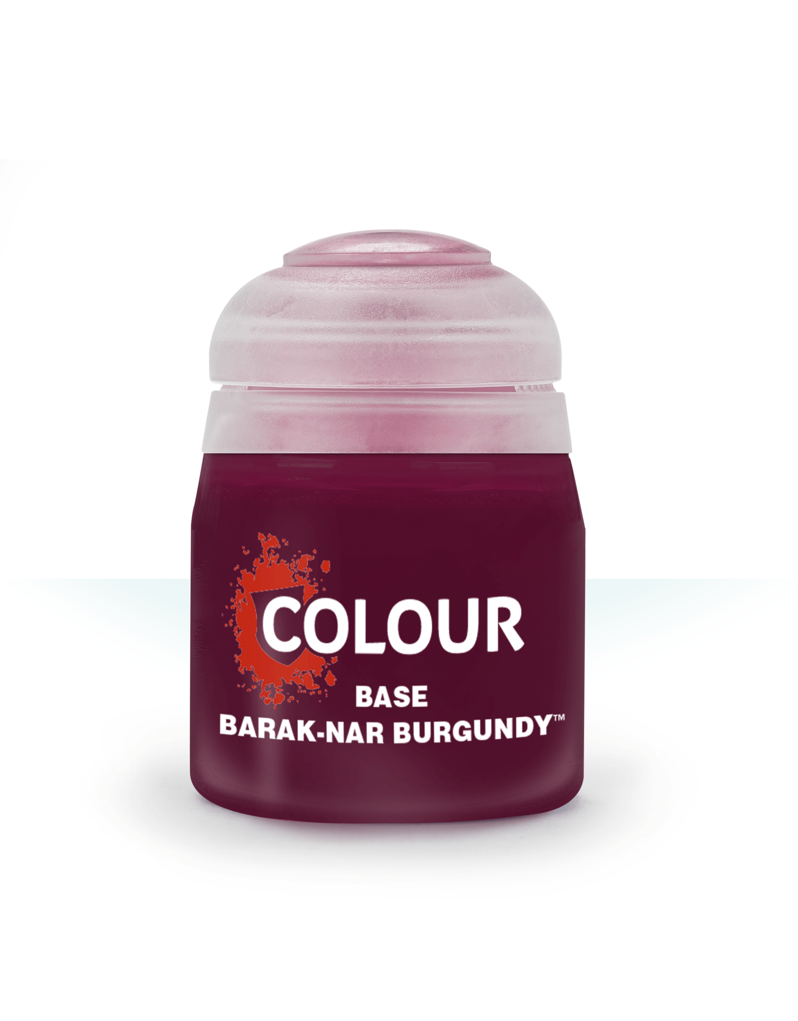 Citadel Paints BASE: BARAK-NAR BURGUNDY (12ML)