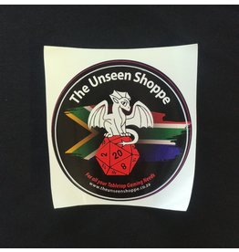 Unseen Shoppe Sticker