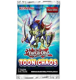 YGO Toon Chaos Booster ( Unlimited Edition )
