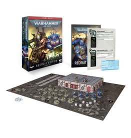 Games-Workshop Warhammer 40000: Recruit (english)