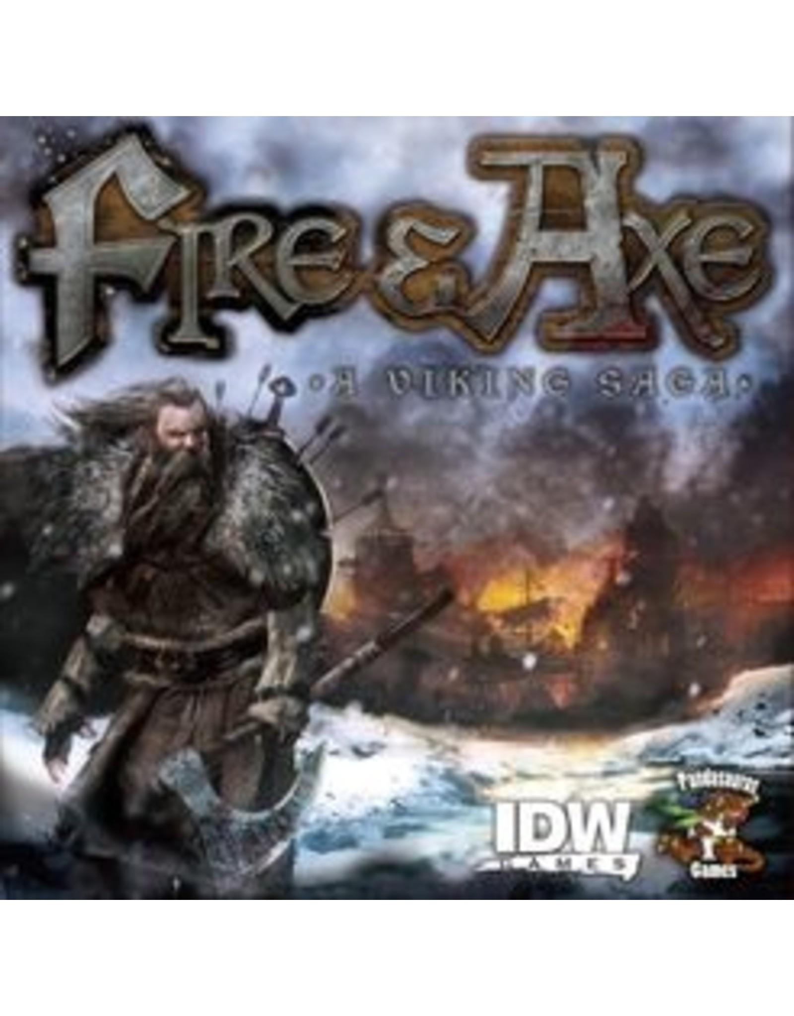 Fire Age: A Viking Saga