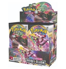 Pokémon Sword & Shield 2: Rebel Clash - Booster