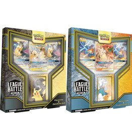 Pokémon League Battle Decks