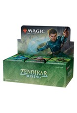 MTG Zendikar Rising Draft Booster