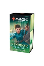 Four Player MTG Zendikar Rising Prerelease Pack