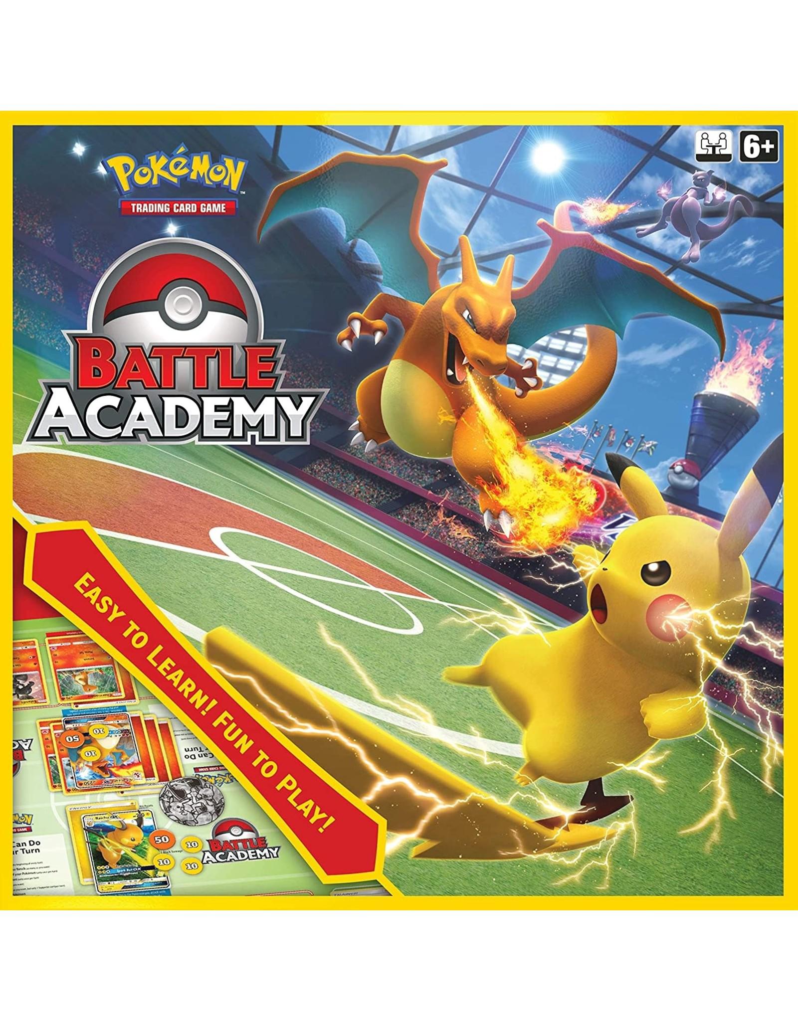 Pokemon Company Pokémon: Battle Academy
