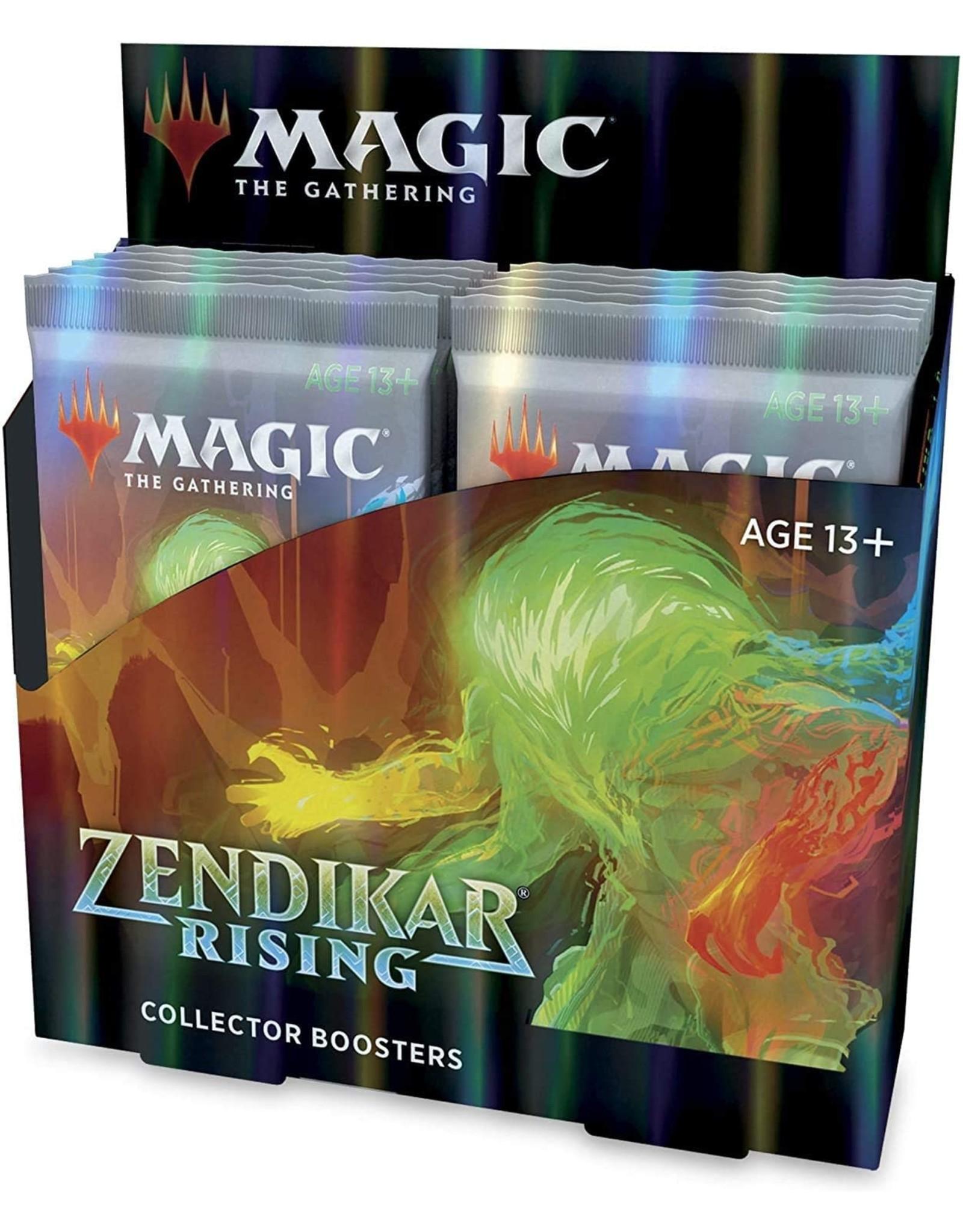 MTG Zendikar Rising Collector Booster