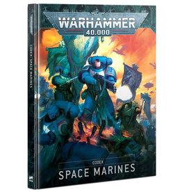 Games-Workshop CODEX: SPACE MARINES (HB) (ENGLISH) (9th Edition)
