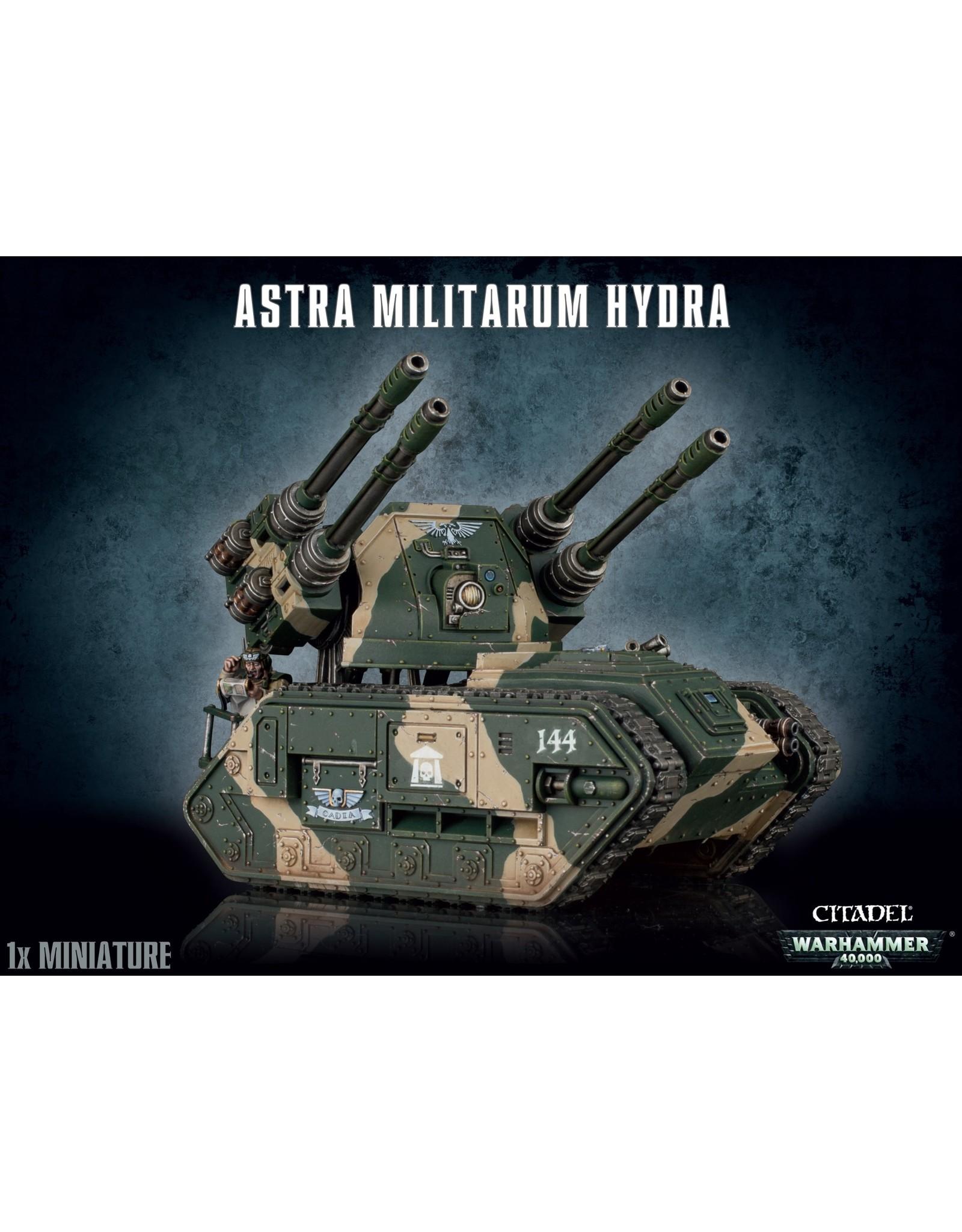 Games-Workshop ASTRA MILITARUM HYDRA / Wyvern