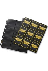 Dragon Shield 18-pocket Pages (50)