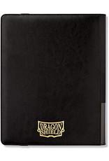 Card Codex 360 Portfolio - Black Binder