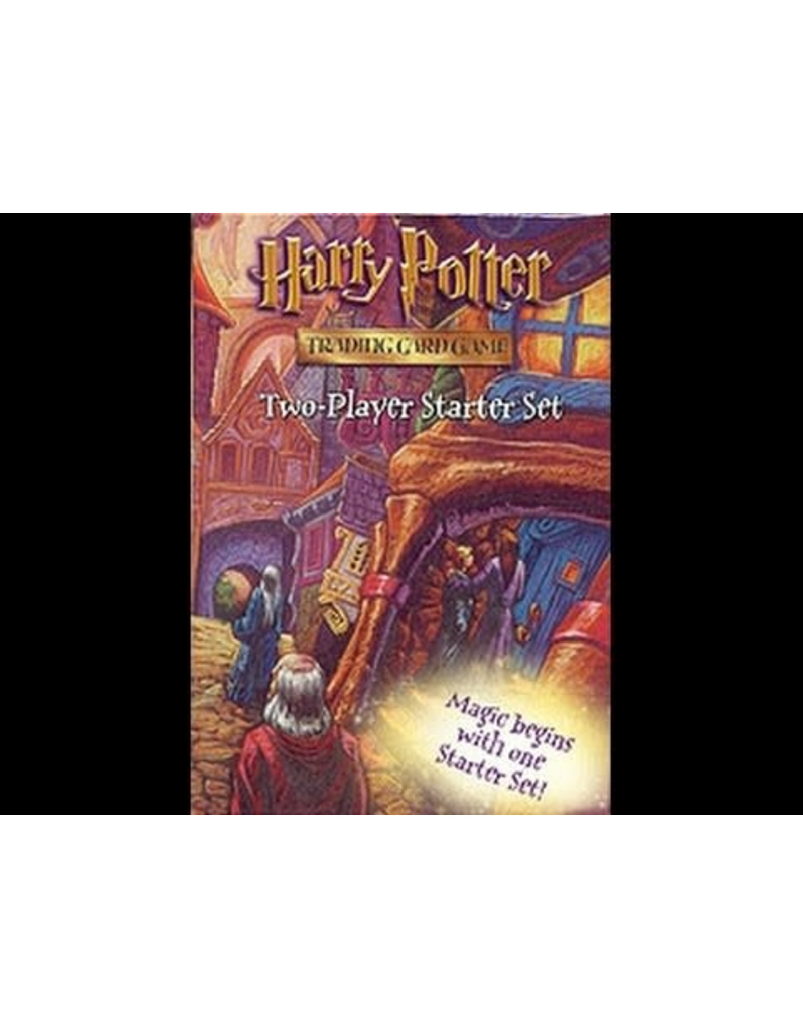 Wizards of the Coast Harry Potter TCG 2 player Structure deck