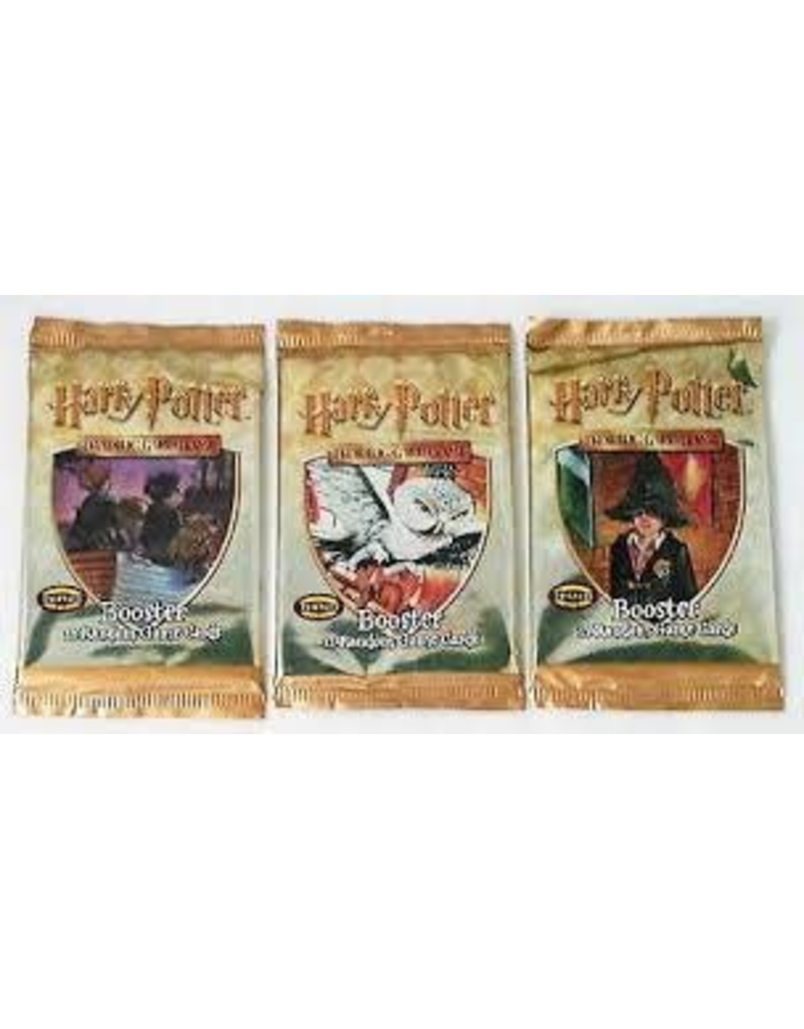 Wizards of the Coast Harry Potter Booster