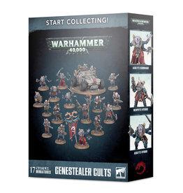 Games-Workshop Start Collecting! Genestealer Cults