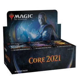 Wizards of the Coast MTG M21 Core Set Draft Booster