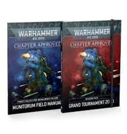 WH40K: GRAND TOURNAMENT 2020 (ENGLISH)