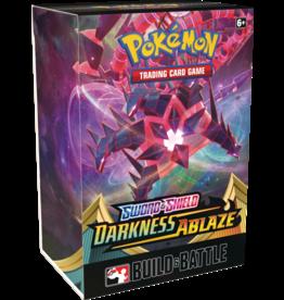 Pokemon Company Pokémon Sword & Shield 3: Darkness Ablaze - Prerelease Kit single