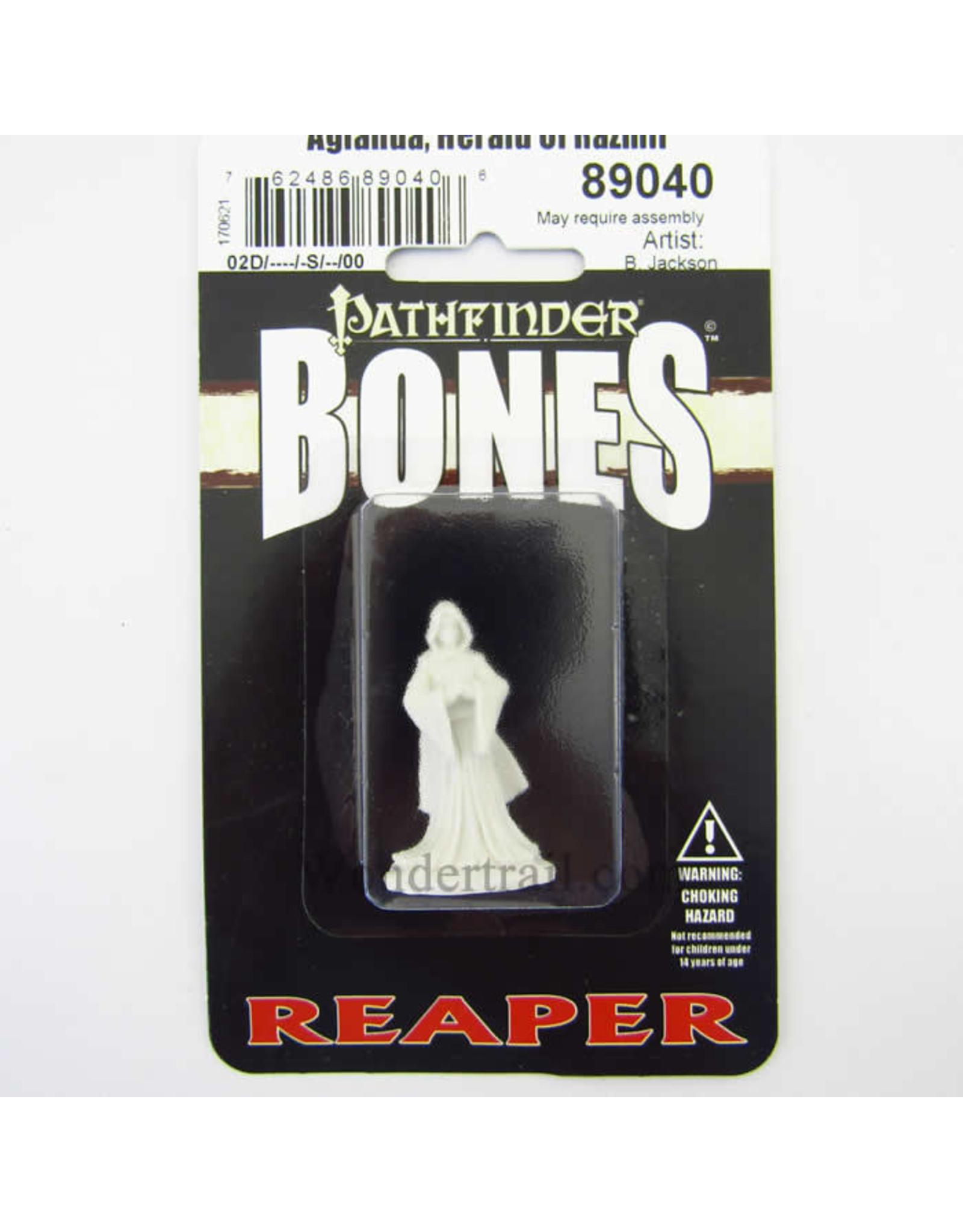 Reaper Mini Reaper Mini - Aglanda, Herald Of Razmir