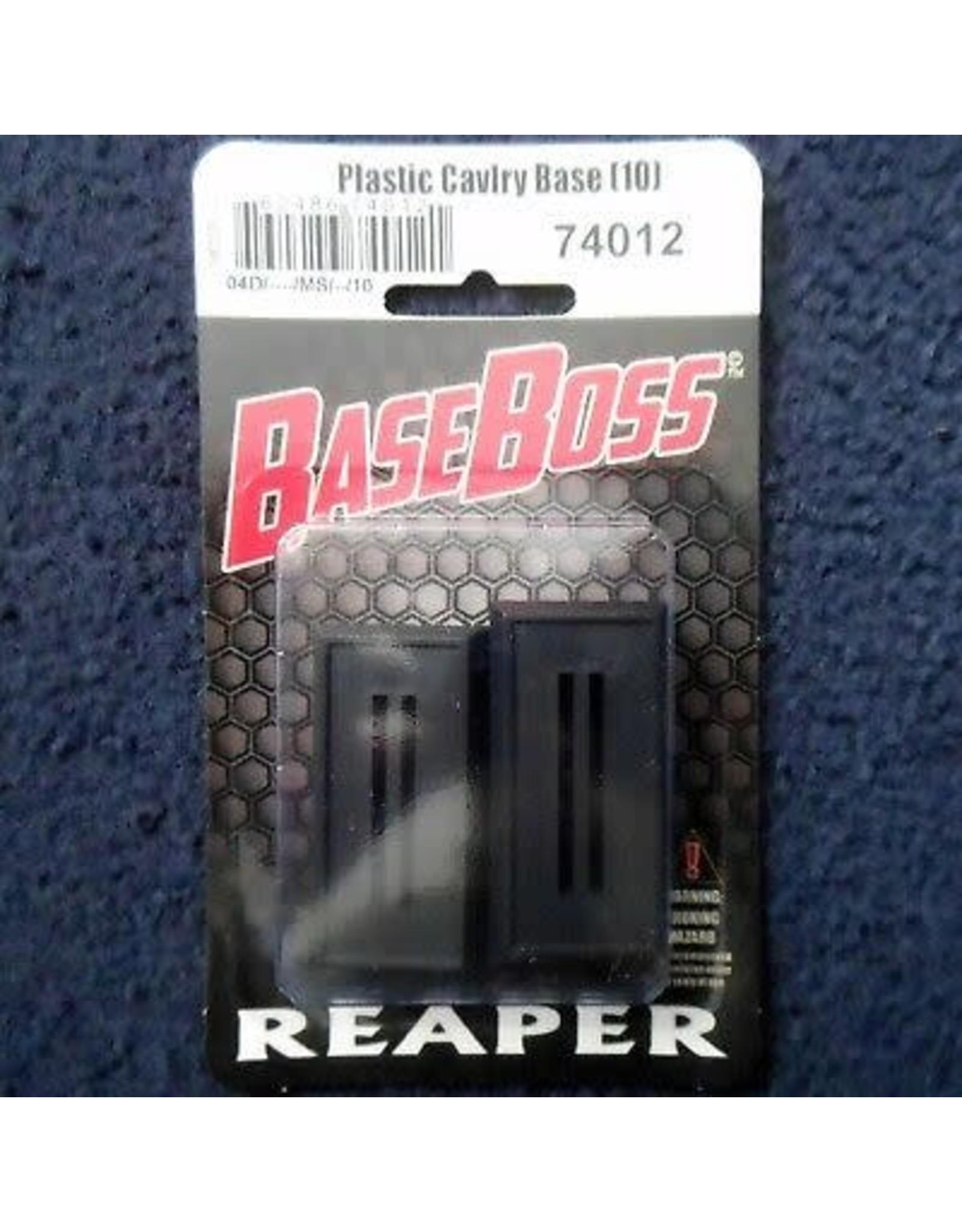 Reaper Mini Reaper Mini - Plastic Cavlry Base (10)