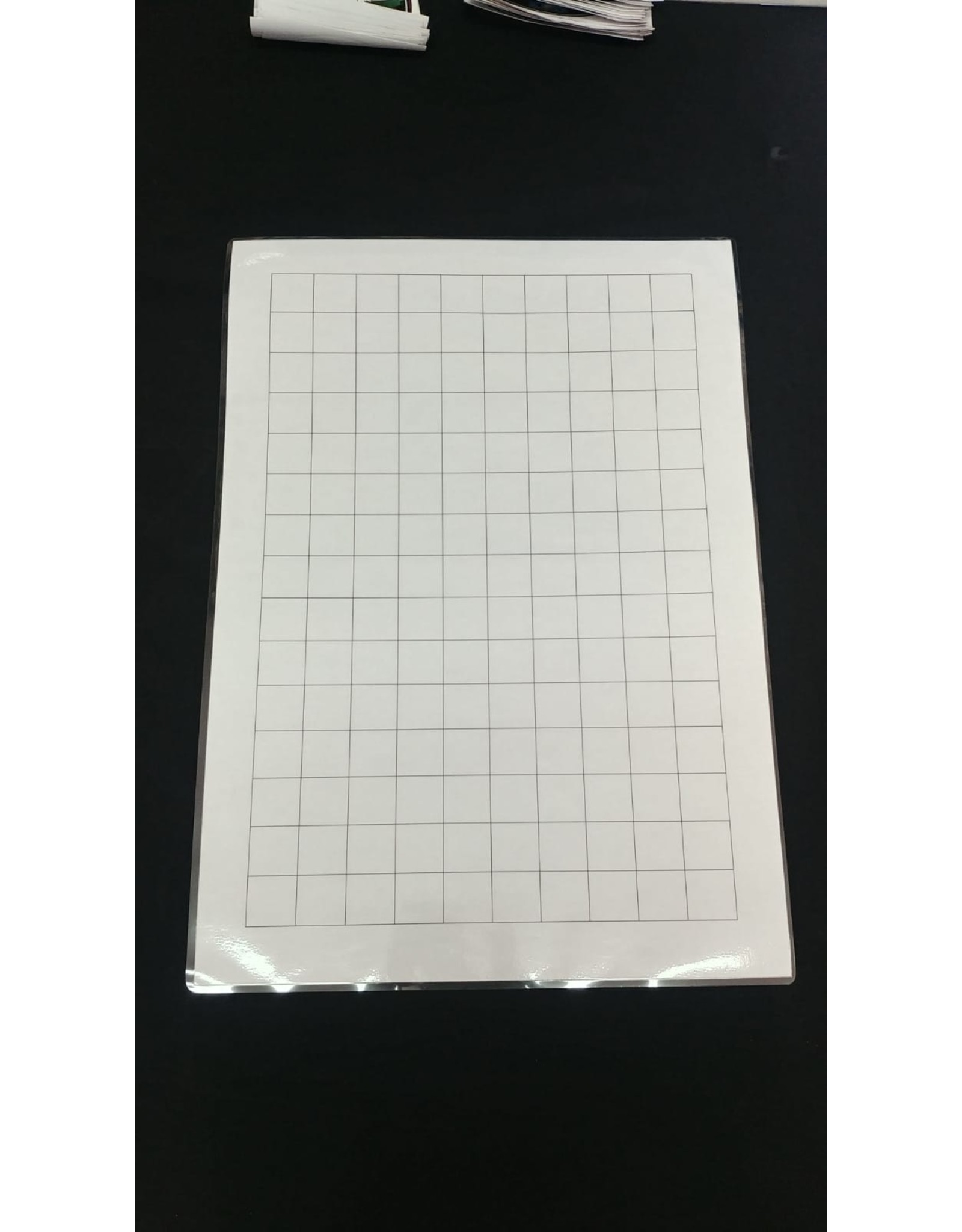 Unseen Shoppe Humble Hobby Grid Map A3
