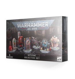 Games-Workshop BATTLEZONE: MANUFACTORUM OBJECTIVE SET