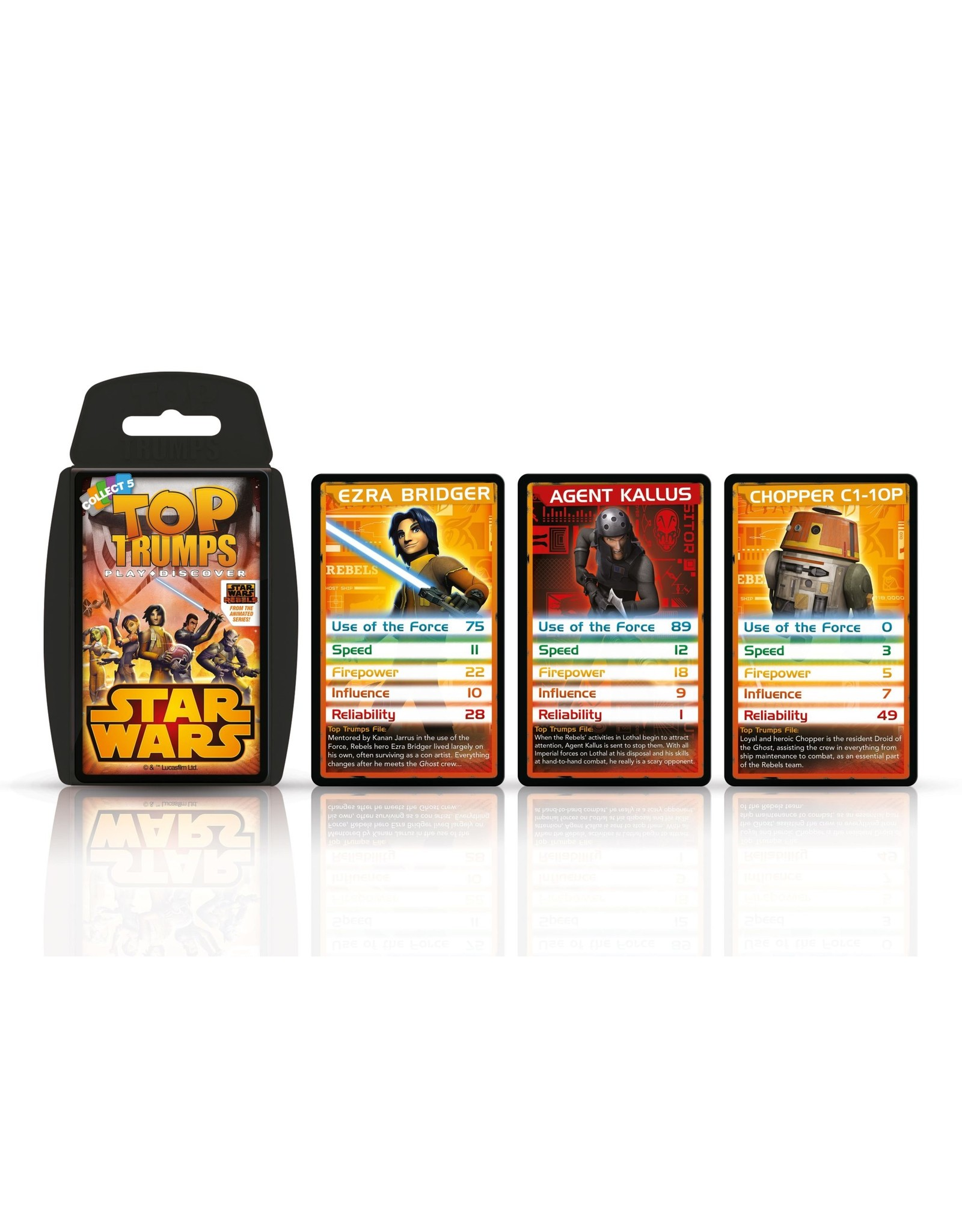 Top Trumps Star Wars Rebels