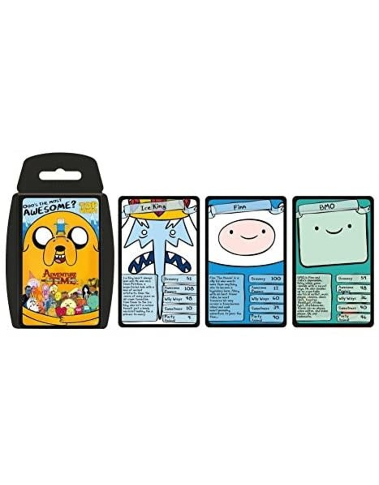 Top Trumps Adventure Time