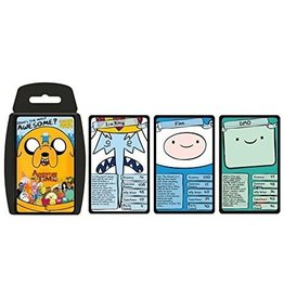 Top Trumps Adventure Time