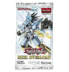 Konami YGO - Duel Overload single