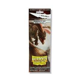 Dragon Shield Perfect Fit sealable - Smoke