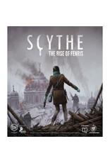Scythe Rise of Fenris