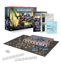 Games-Workshop WARHAMMER 40000 ELITE EDITION (ENGLISH)
